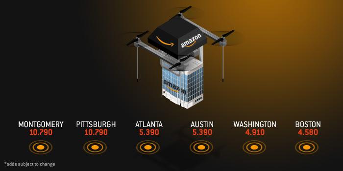 Pinnacle: which city will win the amazon HQ2 bid?