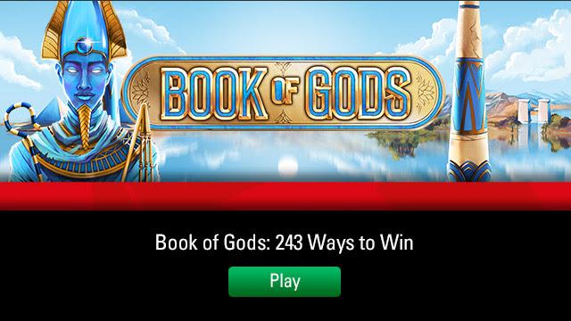 Book of Gods: 243 Ways to Win
