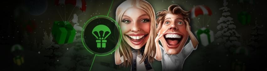 Unibet: Are you up for our €70,000 prize drop?