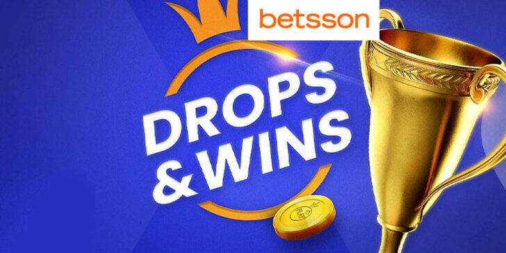 Daily Drops and Wins Cash to be won!
