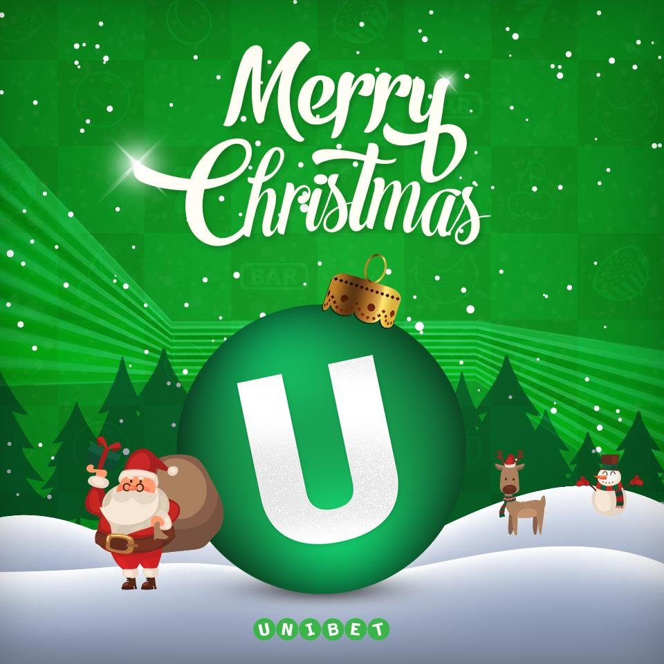 Unibet: Christmas promotions