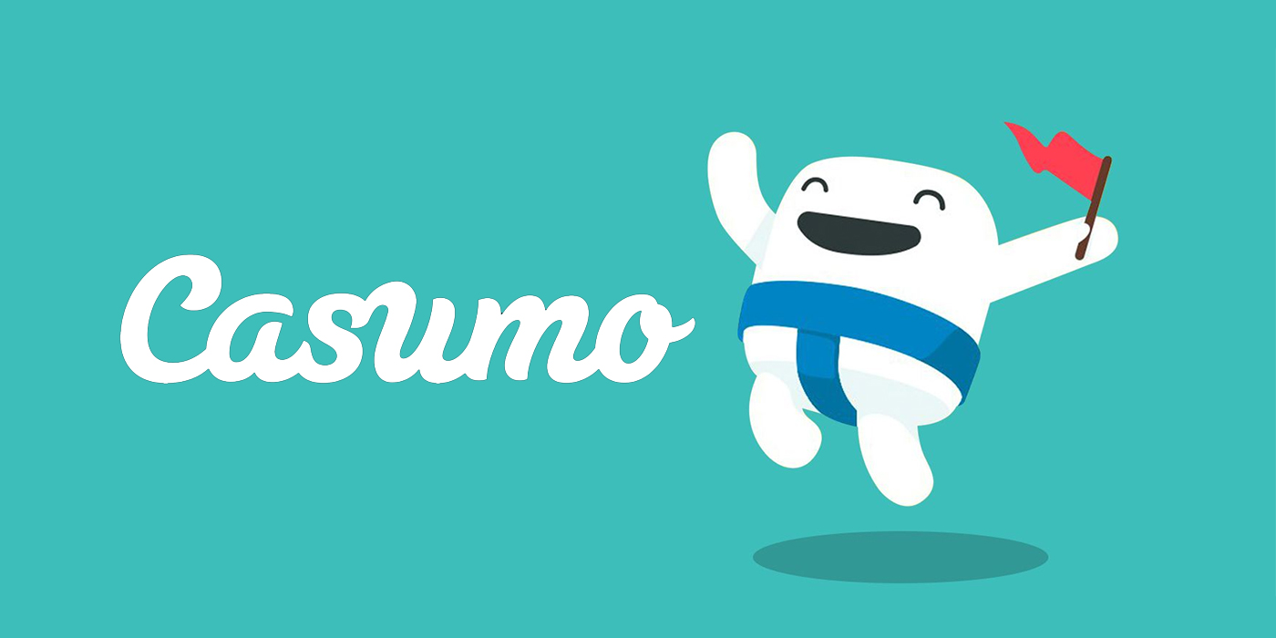 Casumo Bonus – No deposit free spins + 100% up to £300