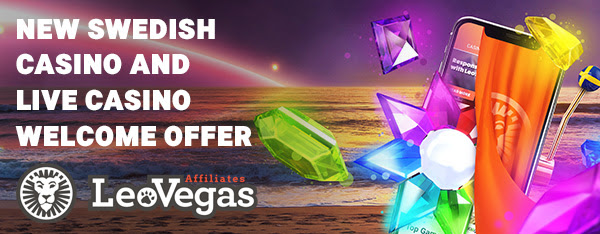 LeoVegas introduces Swish and new welcome offers!