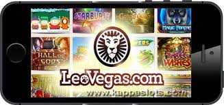 Leo Vegas: Extremely large selection of slot machines