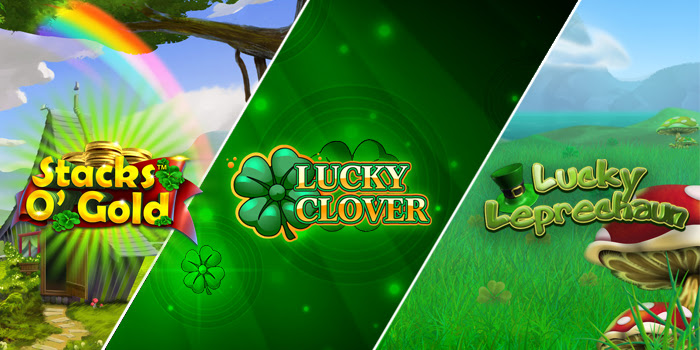 Celebrate St. Patrick's Day with our latest promotion
